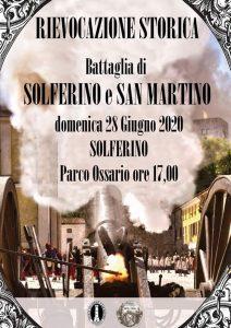Rievocazione Storica Battaglia di Solferino - edizione 2020