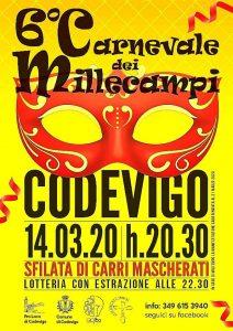Carnevale dei Millecampi - 6° edizione