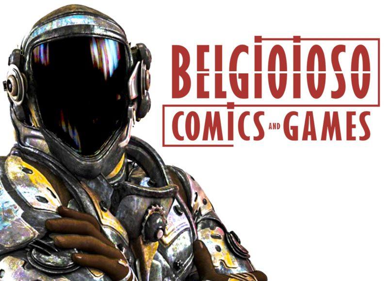 Belgioioso Comics and Games - edizione 2020