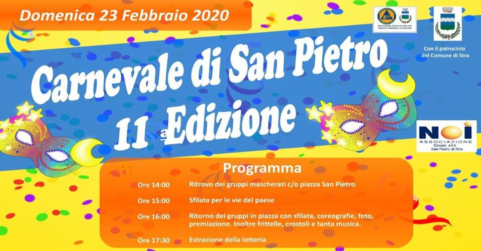 Carnevale di San Pietro - 11° edizione