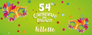 Carnevale dei Ragazzi di Fellette - 54° edizione