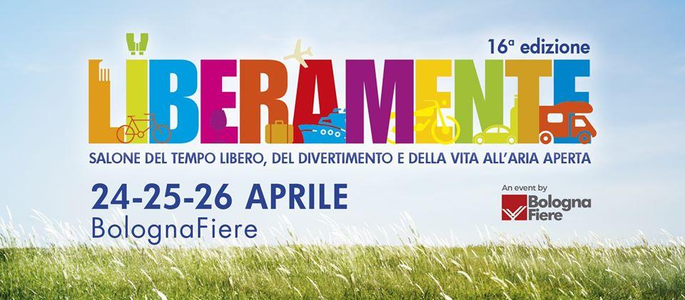 LIBERAMENTE. Salone del Tempo Libero - 16° edizione