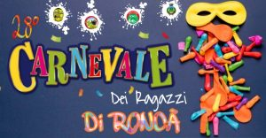 Carnevale dei Ragazzi di Roncà - 28° edizione