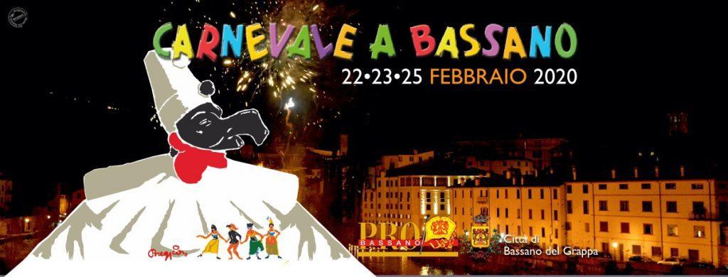Carnevale a Bassano - edizione 2020