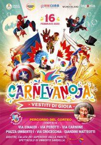 CarnevaNoja - edizione 2020