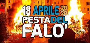 Festa del Falò - edizione 2020