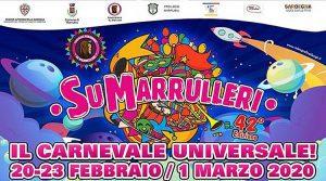 Su Marrulleri - 42° Carnevale di Marrubiu
