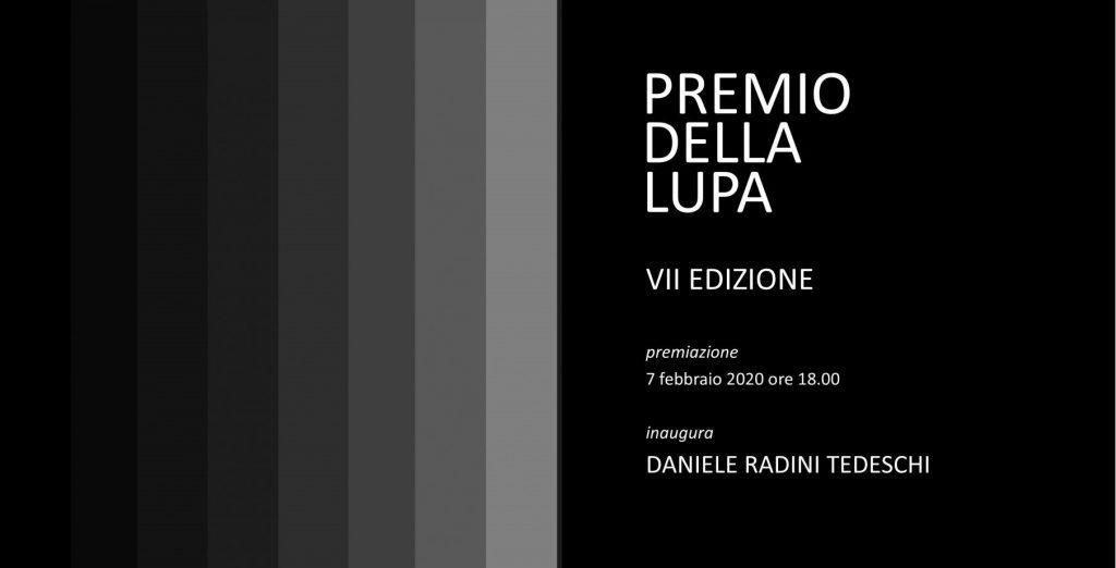 Premio della Lupa - 7° edizione