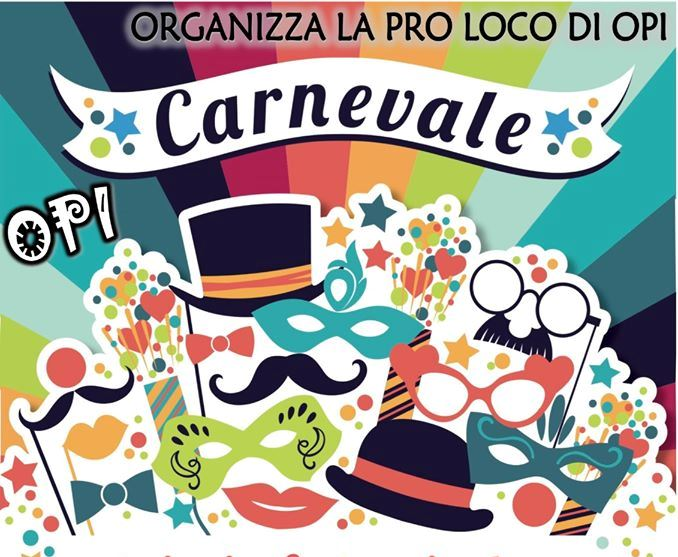 Carnevale di Opi - edizione 2020