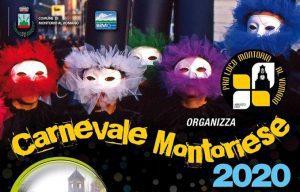 Carnevale Montoriese - edizione 2020