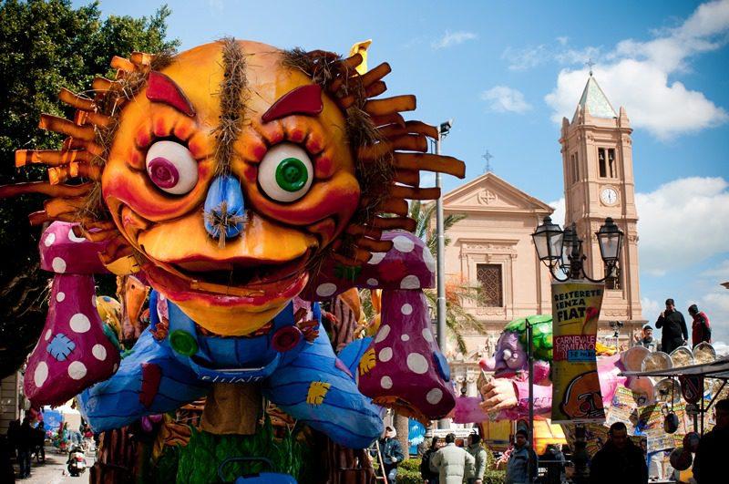 Carnevale Termitano - edizione 2020