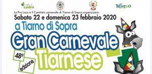 Gran Carnevale Tiarnese - 48° edizione