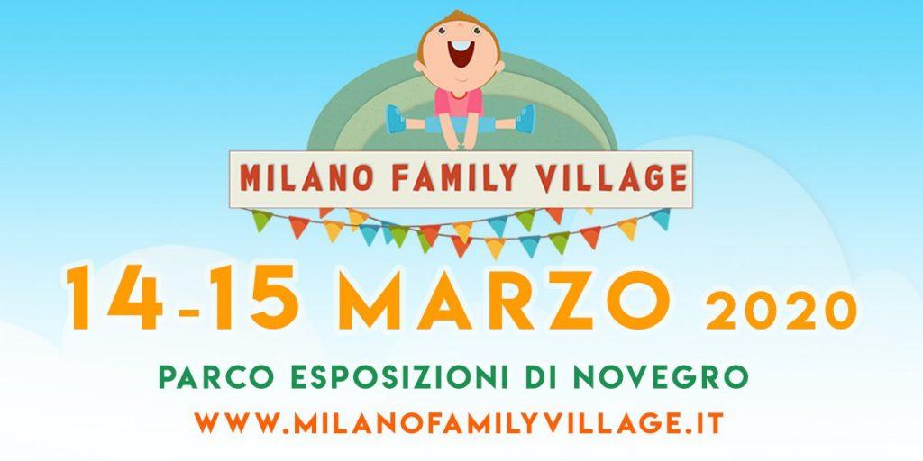 Milano Family Village - edizione 2020