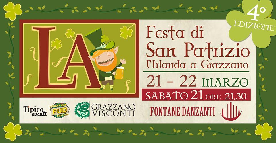 Festival di San Patrizio - 4° edizione