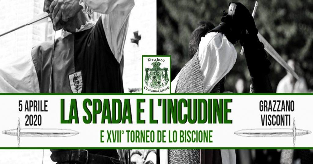 La Spada e l'Incudine - 17° Torneo de lo Biscione