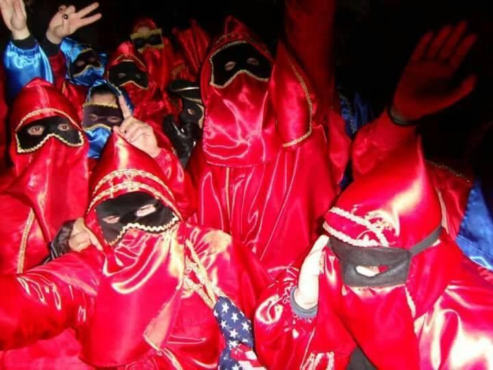 Carnevale Lavellese Rosso Domino - edizione 2020