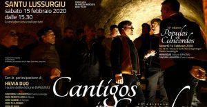 Cantigos in Carrela - 23° edizione
