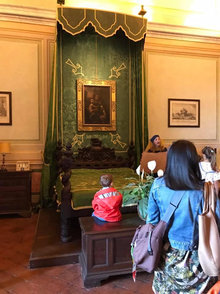 Magie e Peripezie al Castello di Rivalta