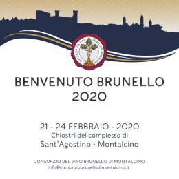 Benvenuto Brunello - edizione 2020