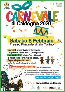 Carnevale di Caldogno - edizione 2020