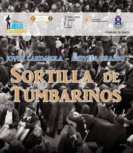 Sortilla de Tumbarinos - Carnevale a Gavoi 2020