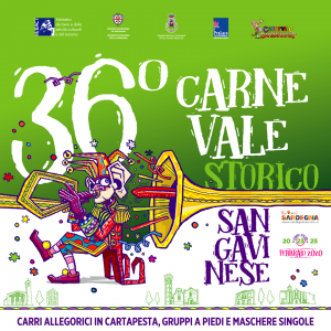 Carnevale Storico Sangavinese - 36° edizione