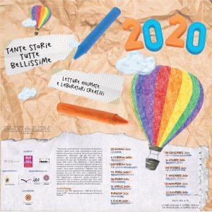 Tante Storie Tutte Bellissime - edizione 2020