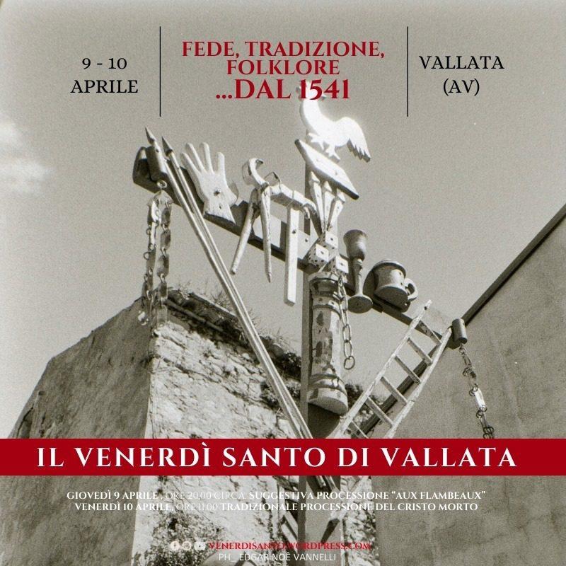 Il Venerdì Santo di Vallata - edizione 2020