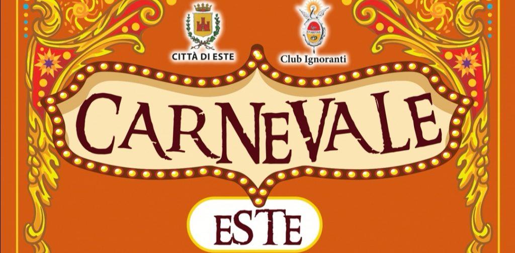Carnevale di Este - edizione 2020