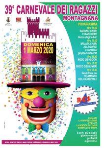Carnevale dei Ragazzi di Montagnana - 39° edizione