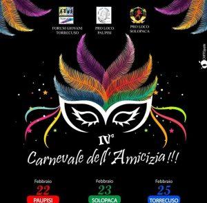 Carnevale dell'Amicizia - 4° edizione