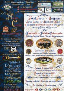 XVI Memorial Correale - 52° edizione