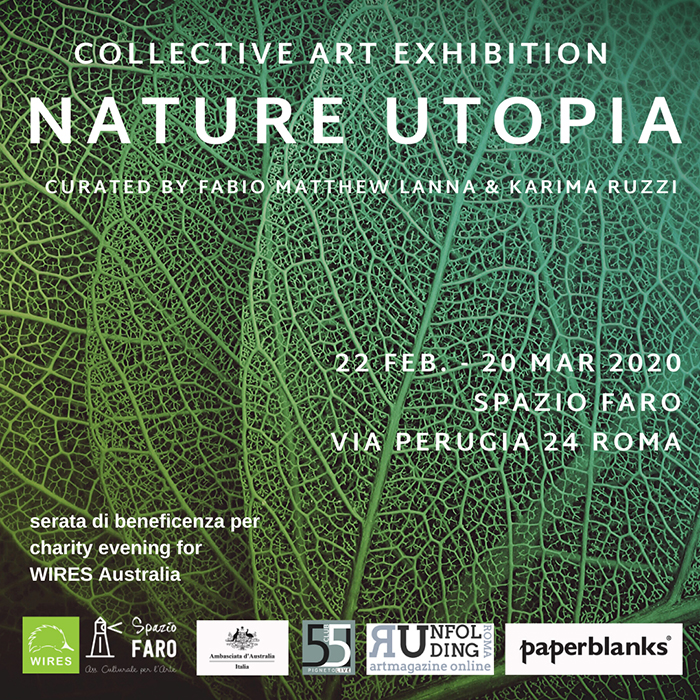 Nature Utopia - collettiva d'arte arte contemporanea