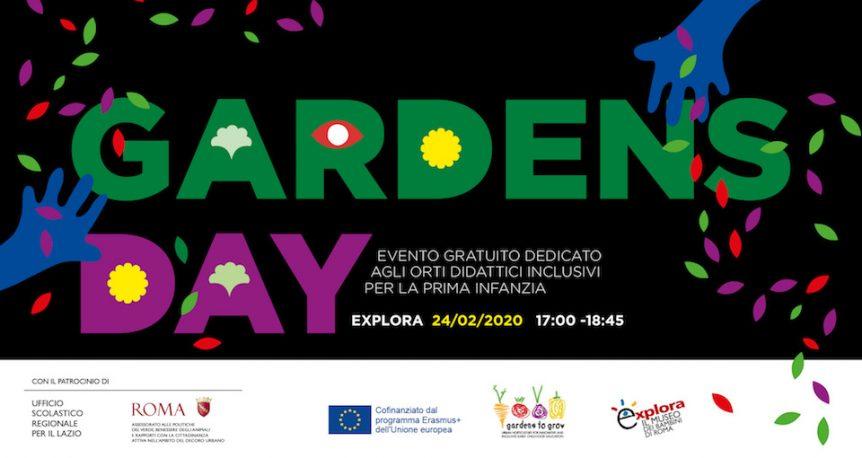 Gardens Day - edizione 2020