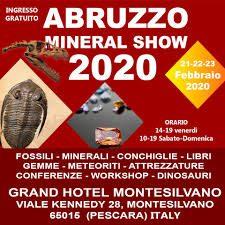 Abruzzo Mineral Show - edizione 2020