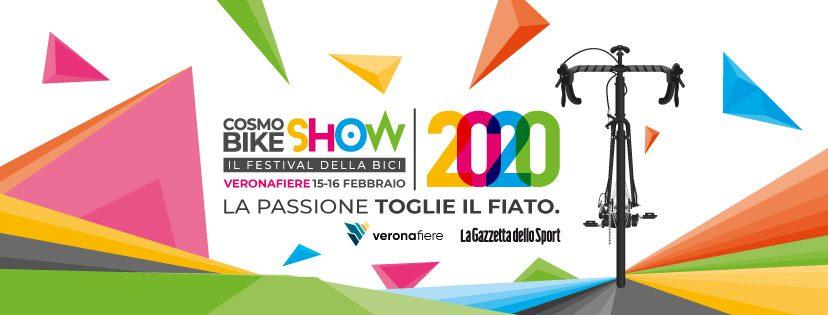 CosmoBike Show 2020 - Festival della Bici