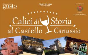 Calici di Storia al Castello Canussio - edizione 2020