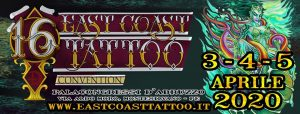 East Coast Tattoo Convention - 16° edizione
