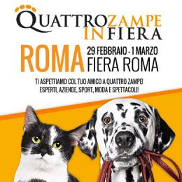 Quattrozampeinfiera - 4° edizione