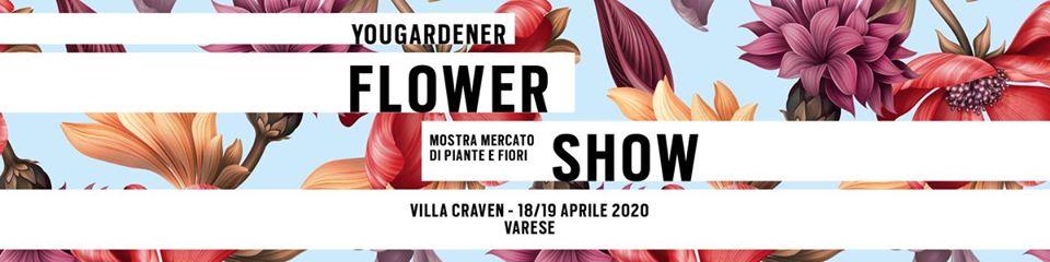 Yougardener Flower Show - 3° edizione
