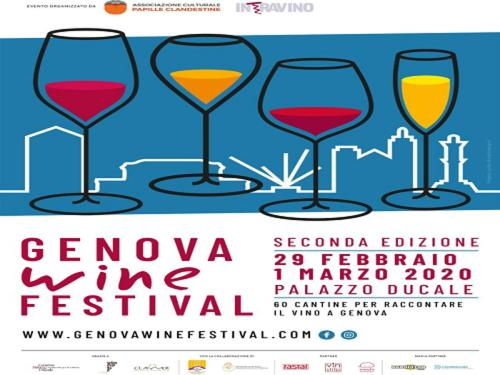 Genova Wine Festival - 2° edizione