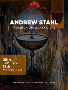 Andrew Stahl - Through the City | Attraverso la Città