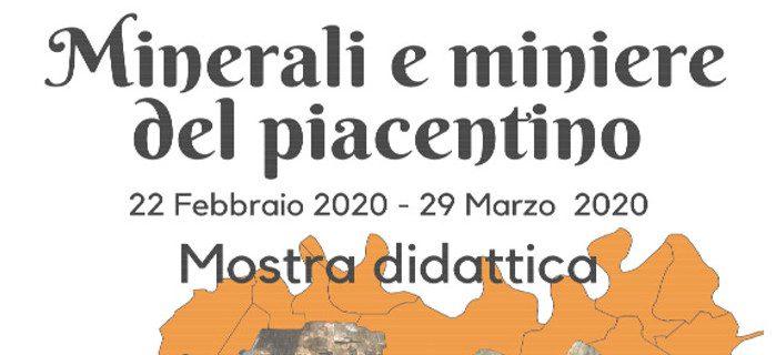 Minerali e Miniere nel Piacentino