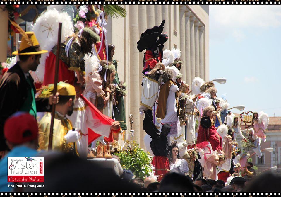 Corpus Domini. Processione dei Misteri - edizione 2020