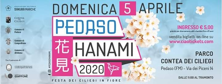 Festa dei Ciliegi in Fiore - edizione 2020
