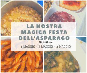 Festa dell' Asparago Selvatico - 9° edizione