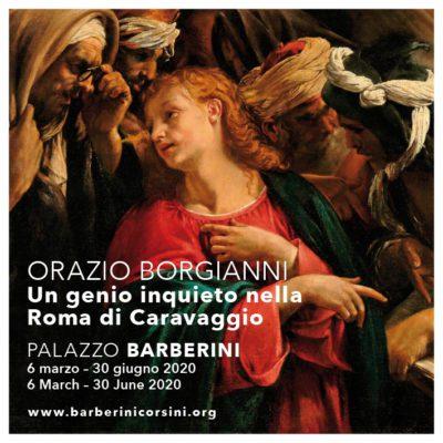 Orazio Borgianni nella Roma di Caravaggio