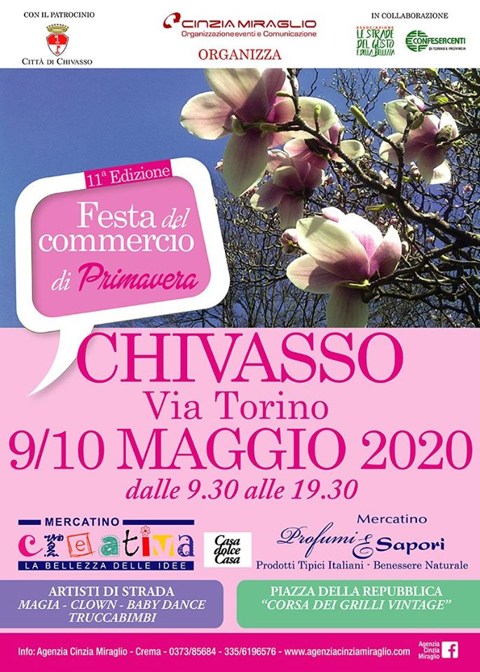Festa del Commercio di Primavera - 11° edizione