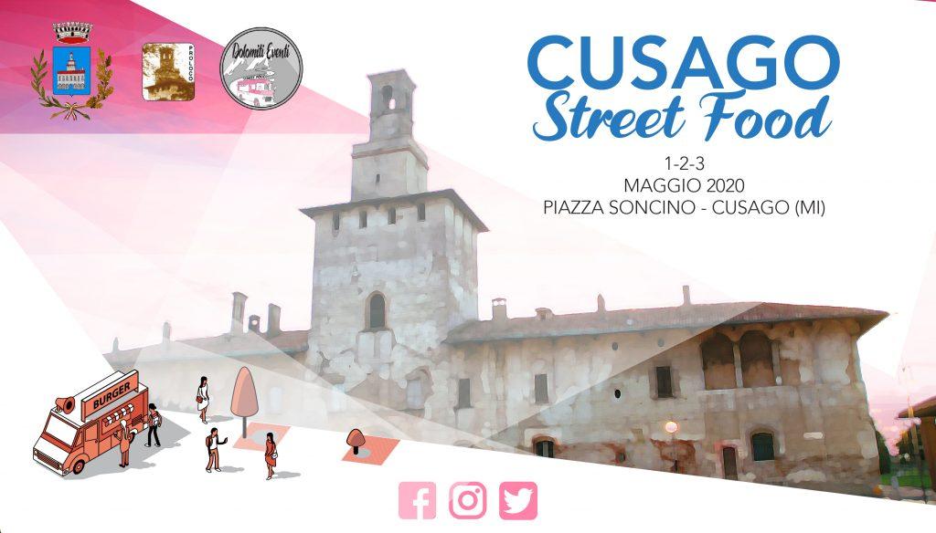 Cusago Street Food- edizione 2020