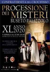 Processione dei Misteri con Quadri Viventi - edizione 2020